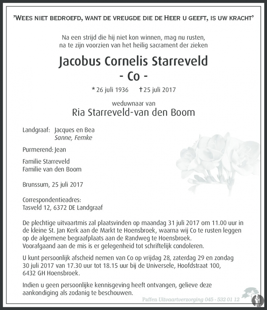 2017-Co-Starreveld