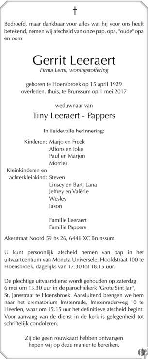 2017-Gerrit-Leeraert