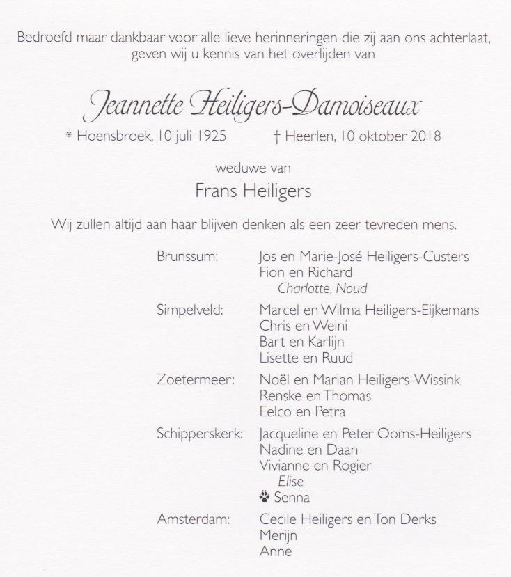 2018-Jeannette-Heiligers-Damoiseaux
