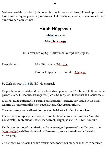 2019-Huub-Hoppener