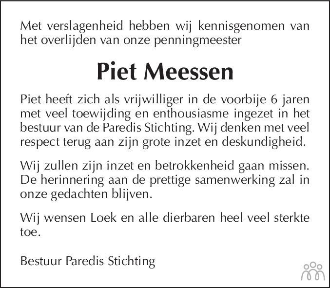2020-Piet-Meessen-Paredis